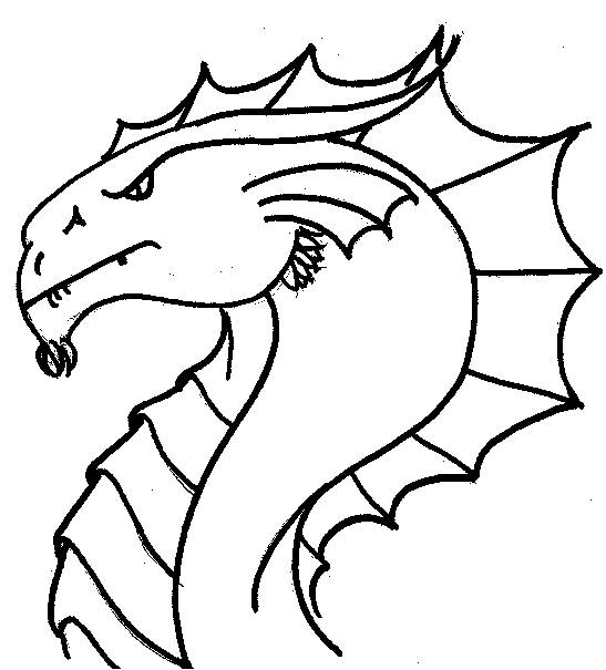 dragon coloring pages Activities
