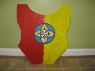 Cardboard Shield