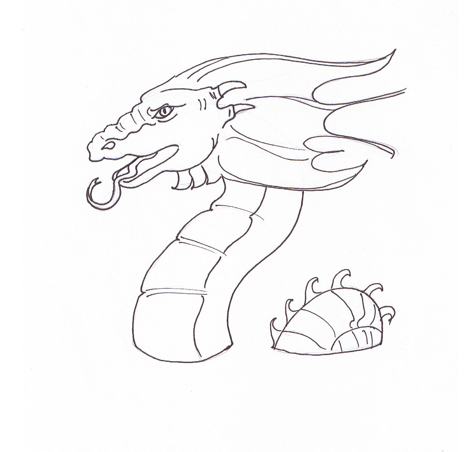 dragon coloring pages activities for boys